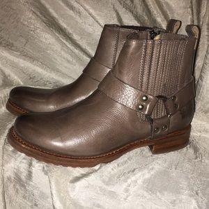 Frye Veronica Harness Chelsea Boots